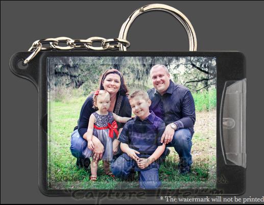 Family Keychain Flashlight